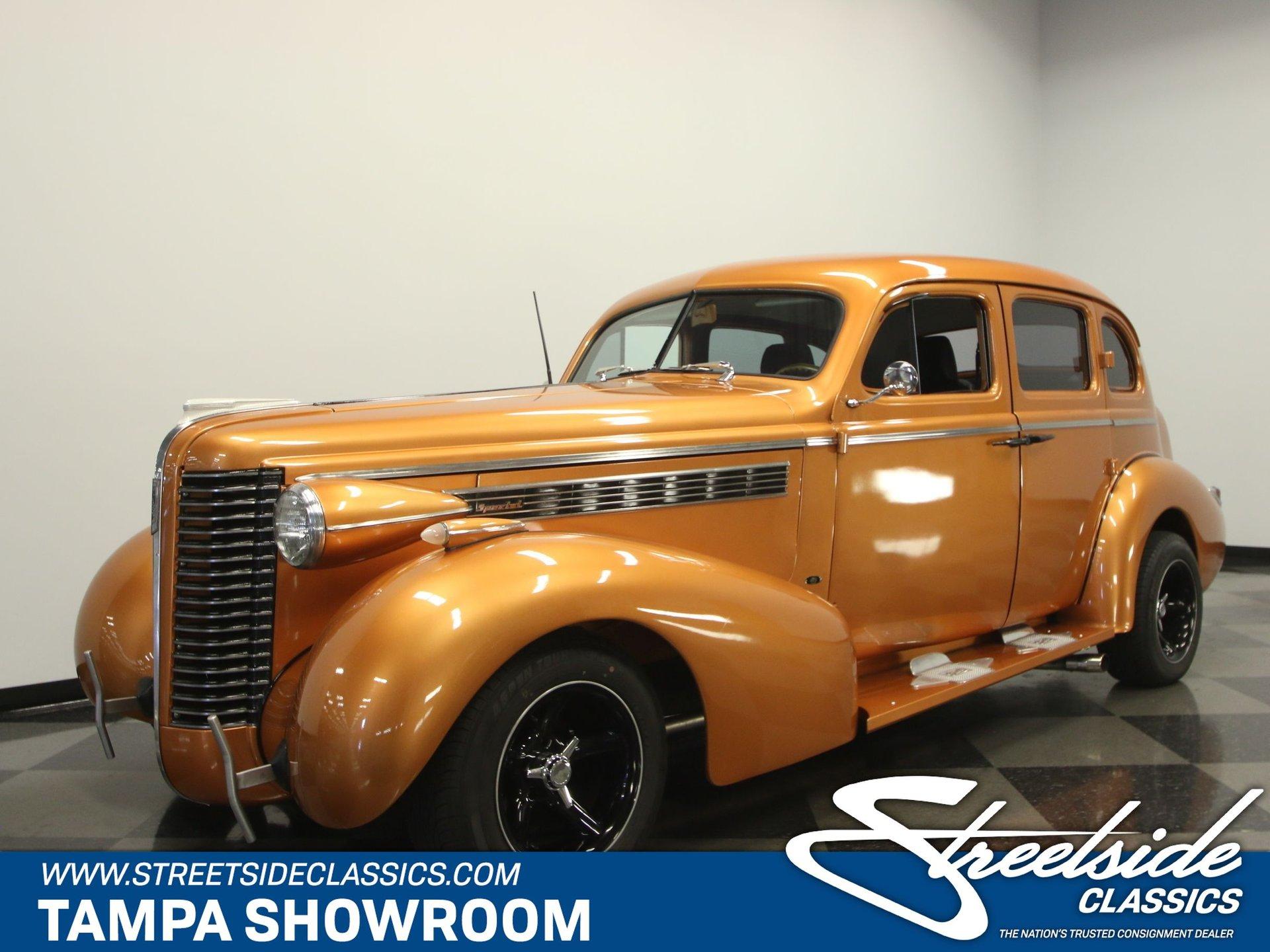 1938 buick 40
