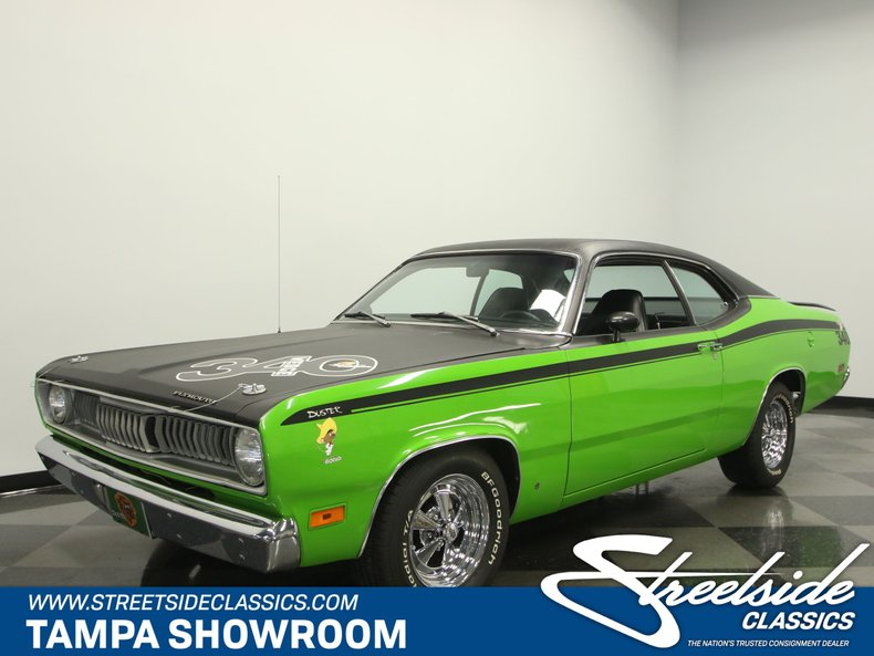 For Sale: 1971 Plymouth Duster