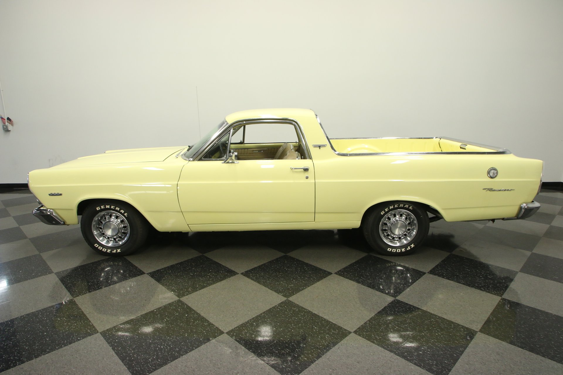 1967 ford ranchero 500xl