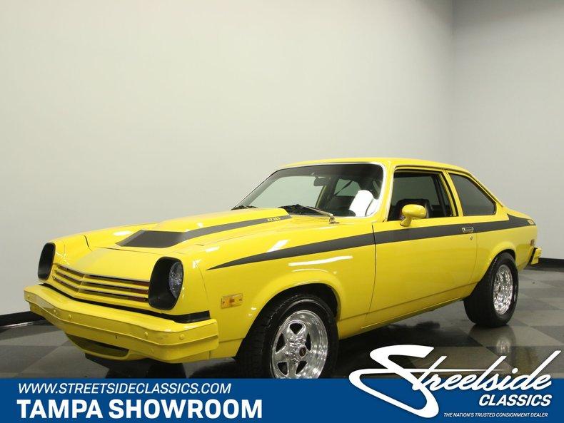 For Sale: 1976 Chevrolet Vega