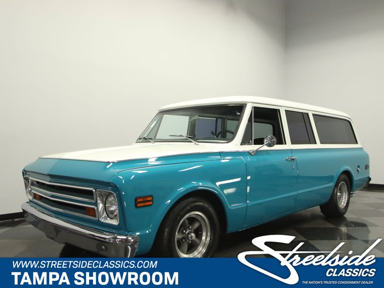 For Sale: 1968 Chevrolet Suburban