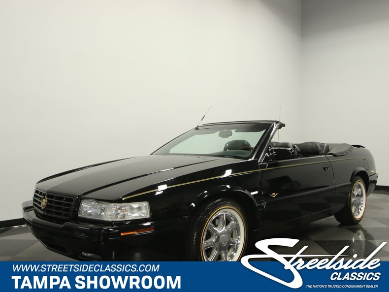 For Sale: 2002 Cadillac Eldorado
