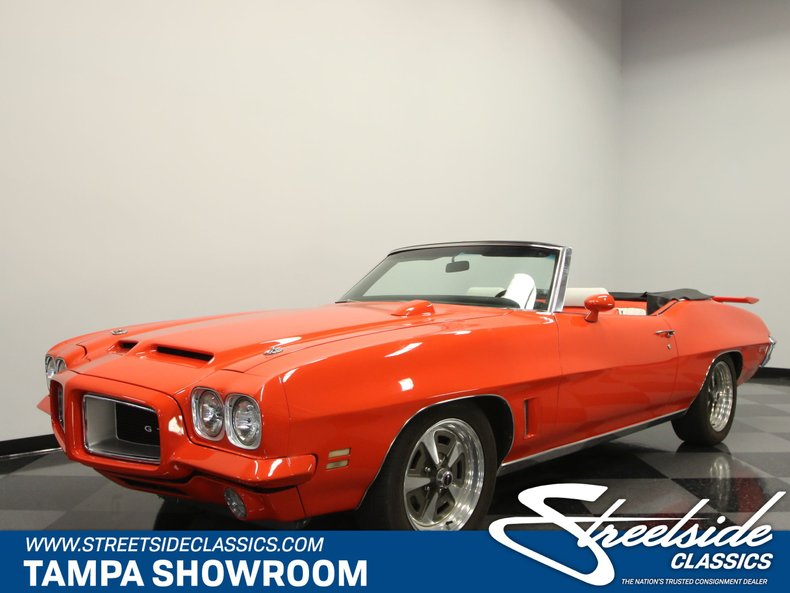 For Sale: 1972 Pontiac GTO