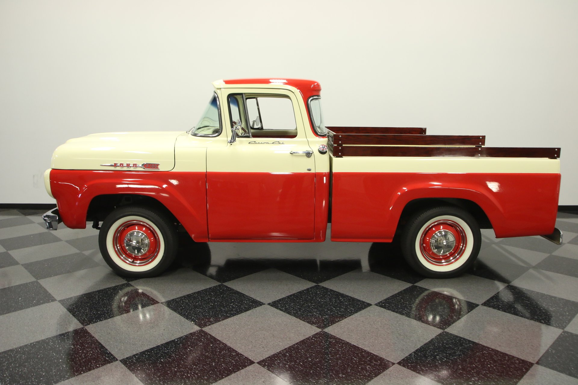 1960 ford f 100 custom cab