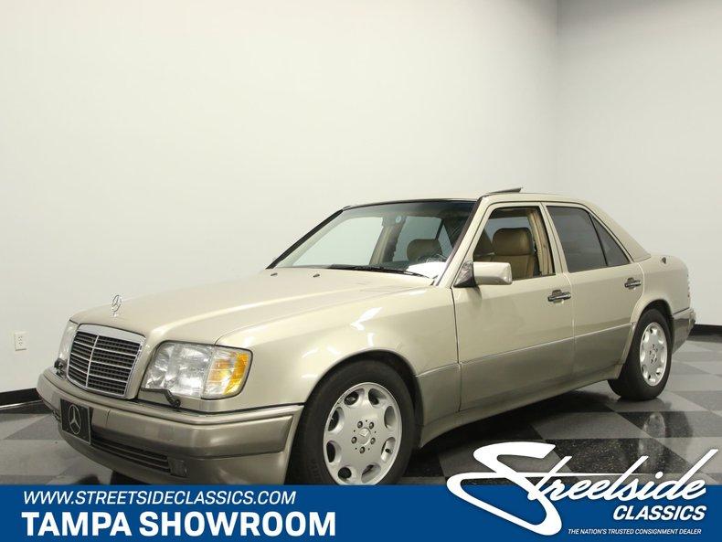 For Sale: 1994 Mercedes-Benz E500