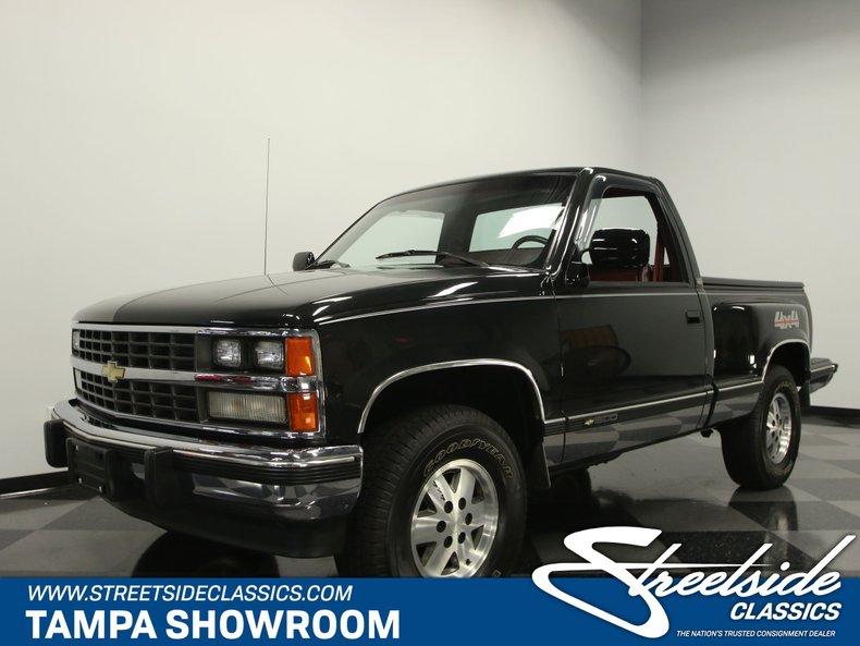 For Sale: 1988 Chevrolet Silverado