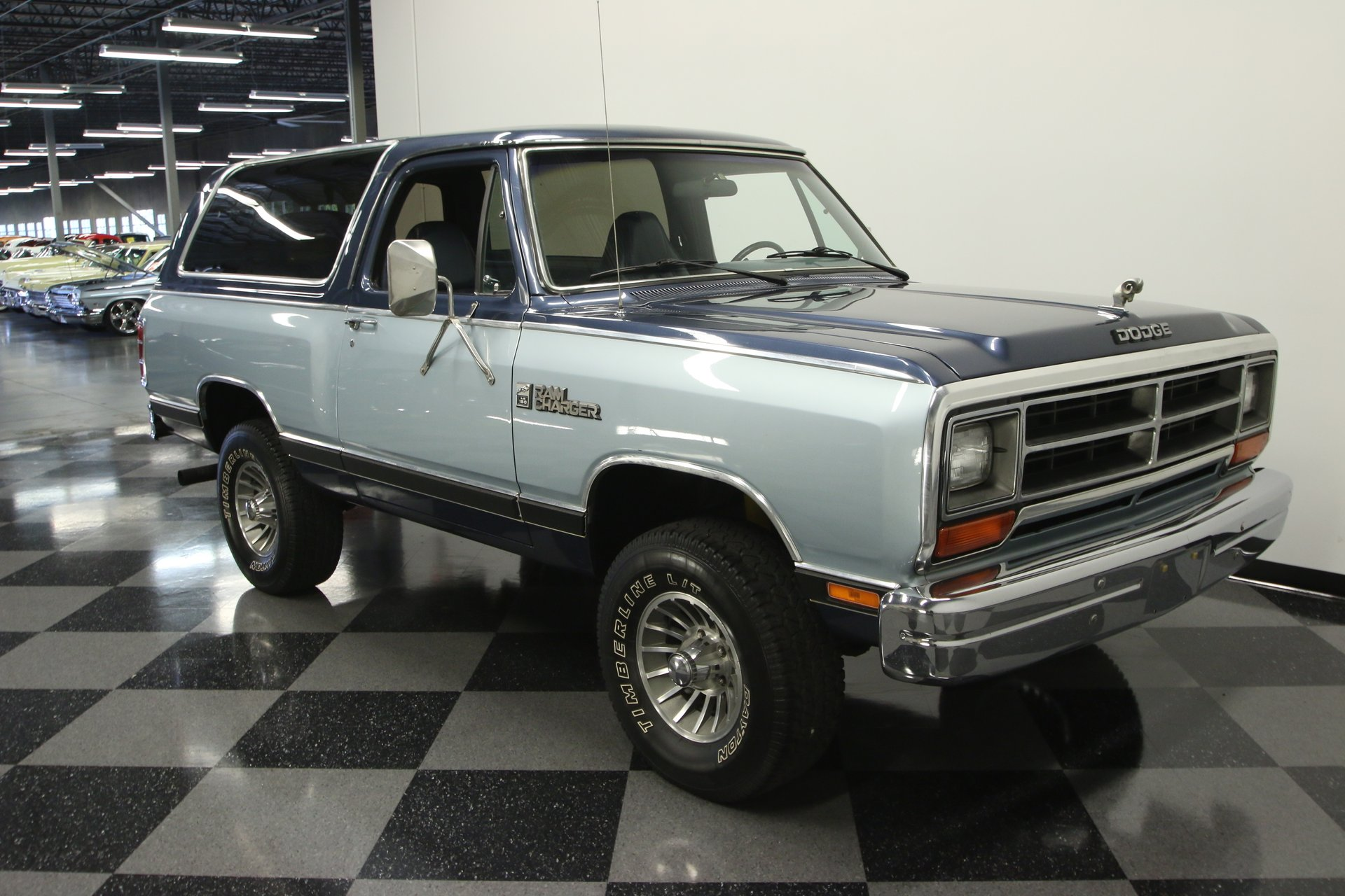 1987 Dodge Ramcharger Classic Cars For Sale Streetside Classics The Nation S 1 Consignment Dealer