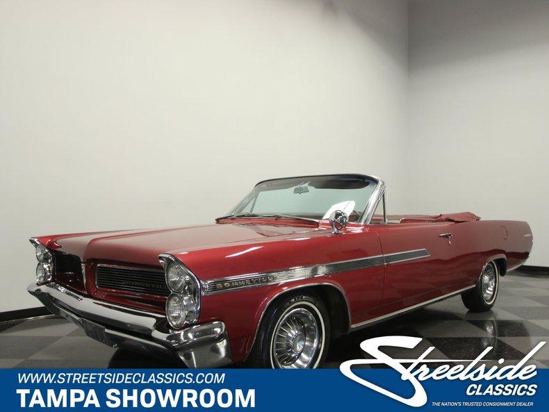For Sale: 1963 Pontiac Bonneville