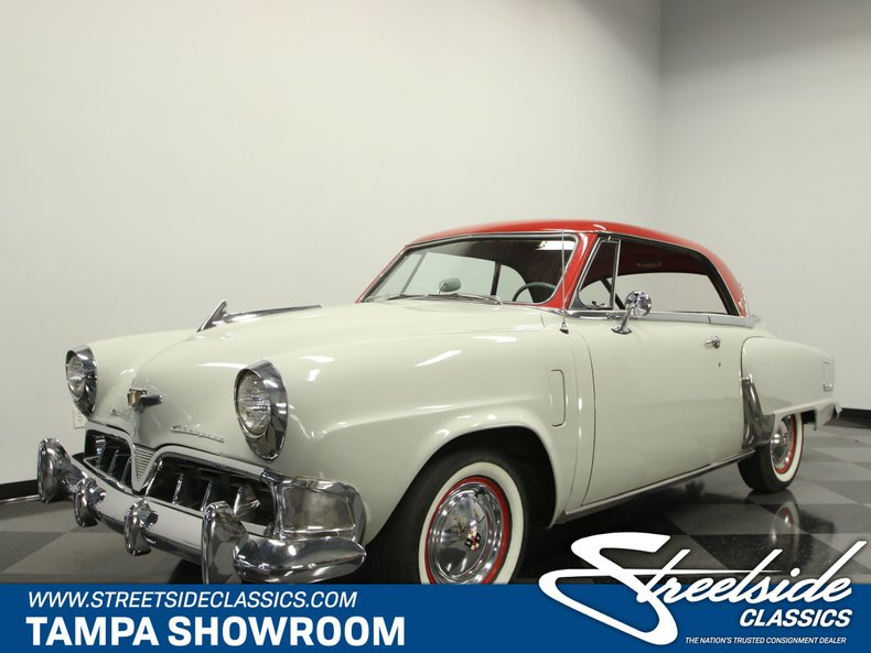For Sale: 1952 Studebaker Champion