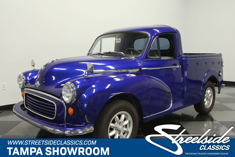 For Sale: 1958 Morris Minor 1000