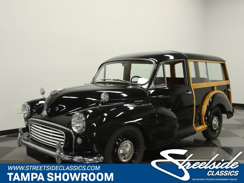 For Sale: 1960 Morris Minor 1000
