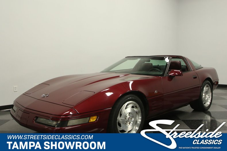For Sale: 1993 Chevrolet Corvette