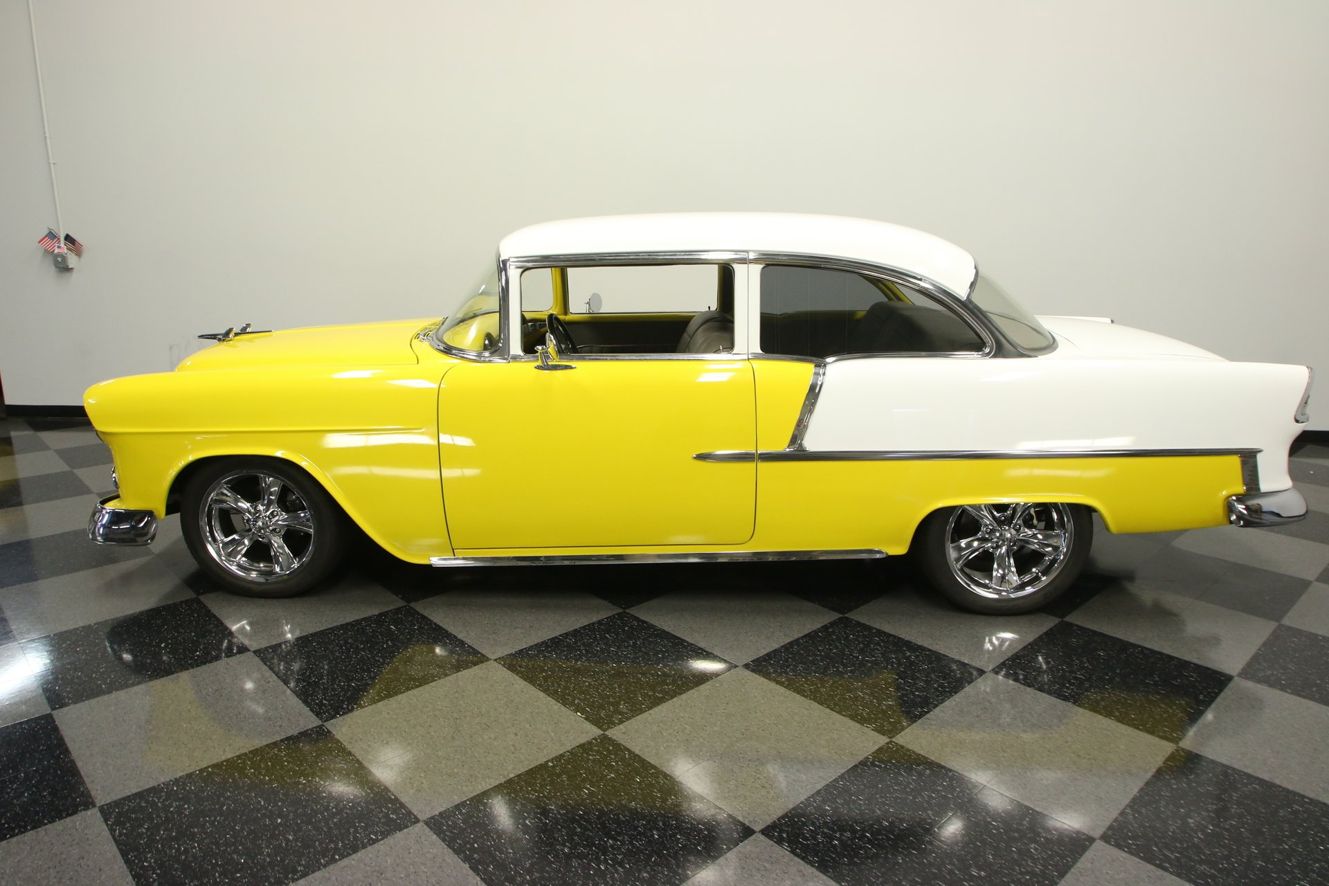 1955 chevrolet 210 restomod