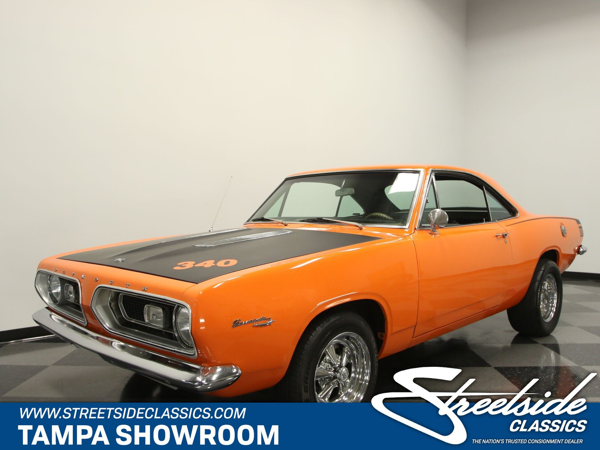 1967 plymouth barracuda street strip