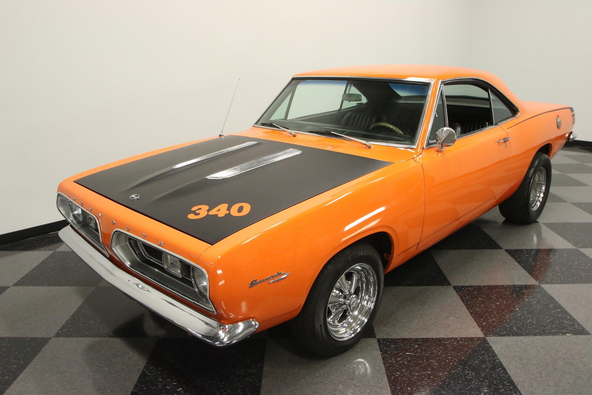 1967 Plymouth Barracuda | Streetside Classics - The Nation's