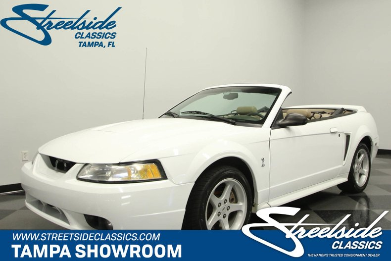 For Sale: 1999 Ford Mustang