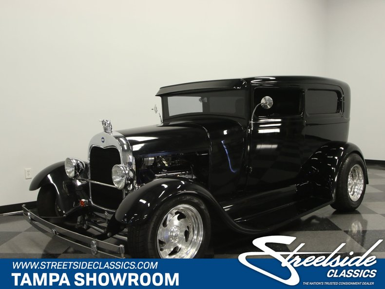 For Sale: 1929 Ford Tudor