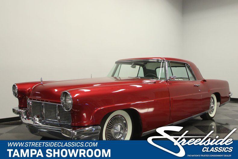 For Sale: 1956 Lincoln Continental