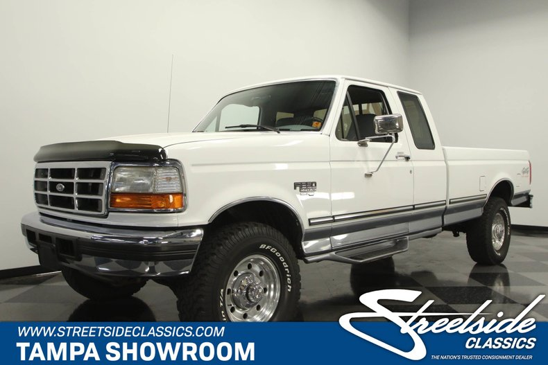 For Sale: 1997 Ford F-250