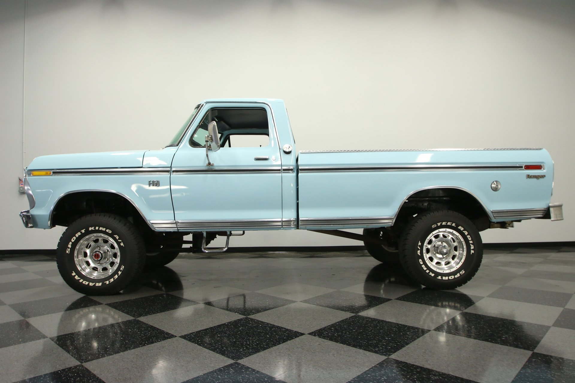 1976 ford 4x4