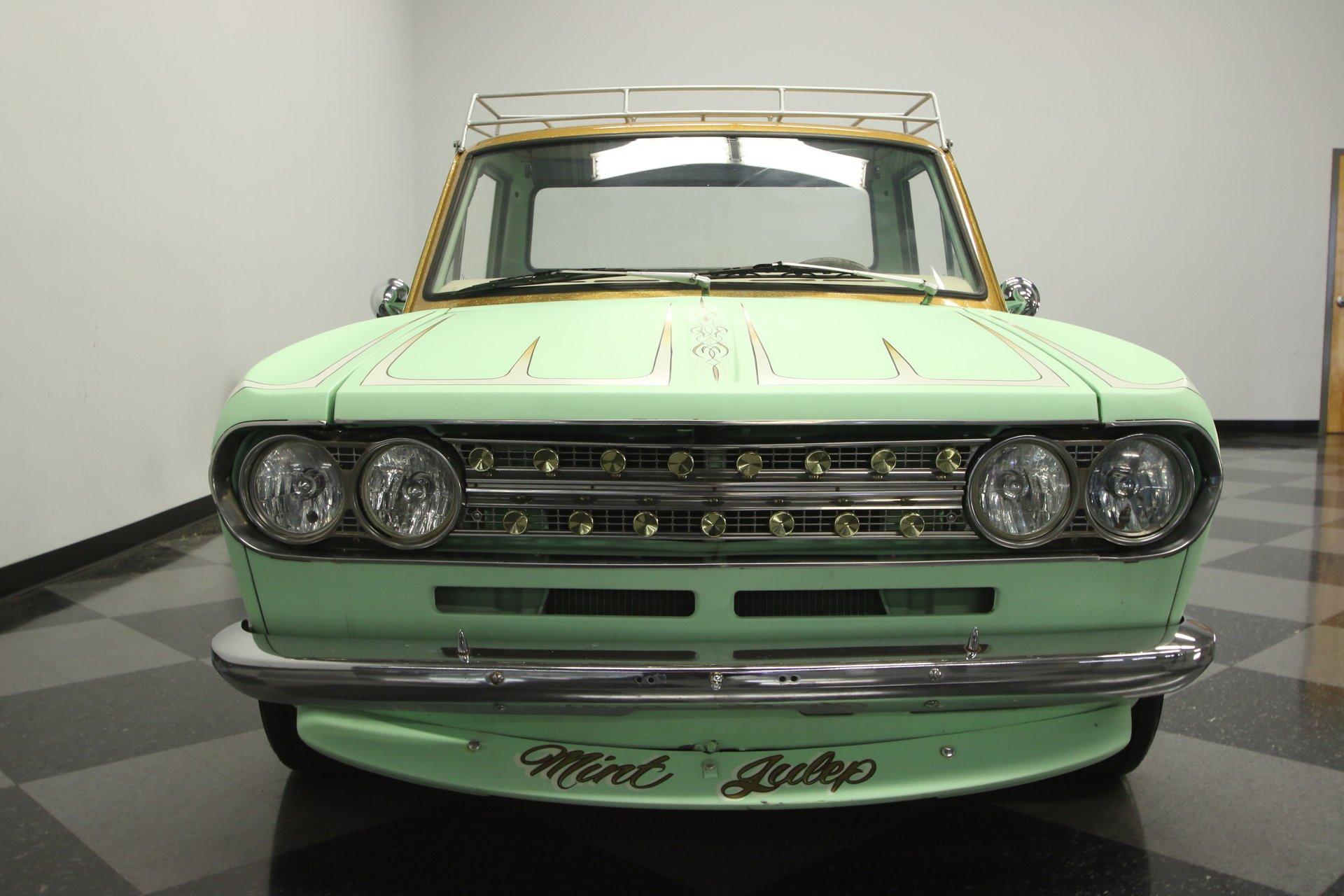 1972 Datsun 521 Pickup for sale #71273   MCG