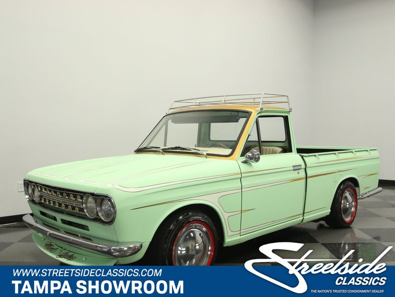 For Sale: 1972 Datsun 521 Pickup