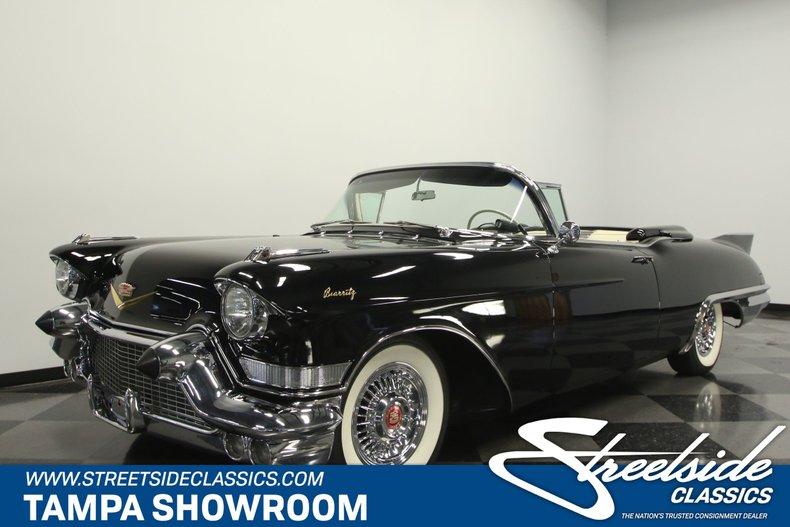 For Sale: 1957 Cadillac Eldorado