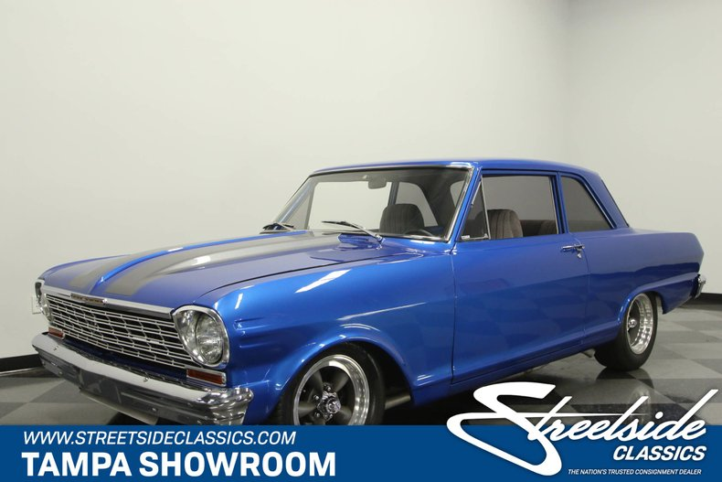 For Sale: 1964 Chevrolet Chevy II