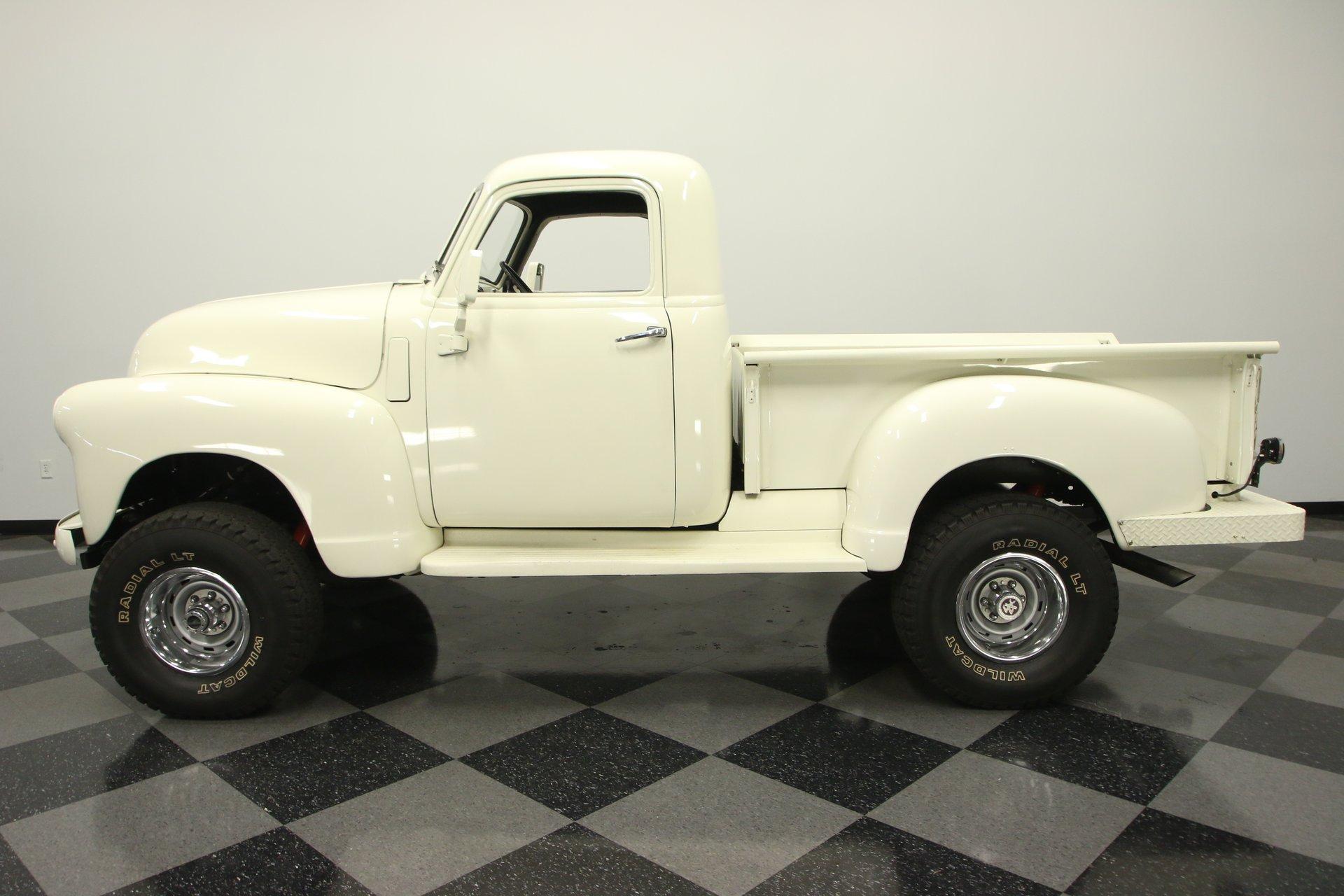1950 chevrolet 3100 4x4
