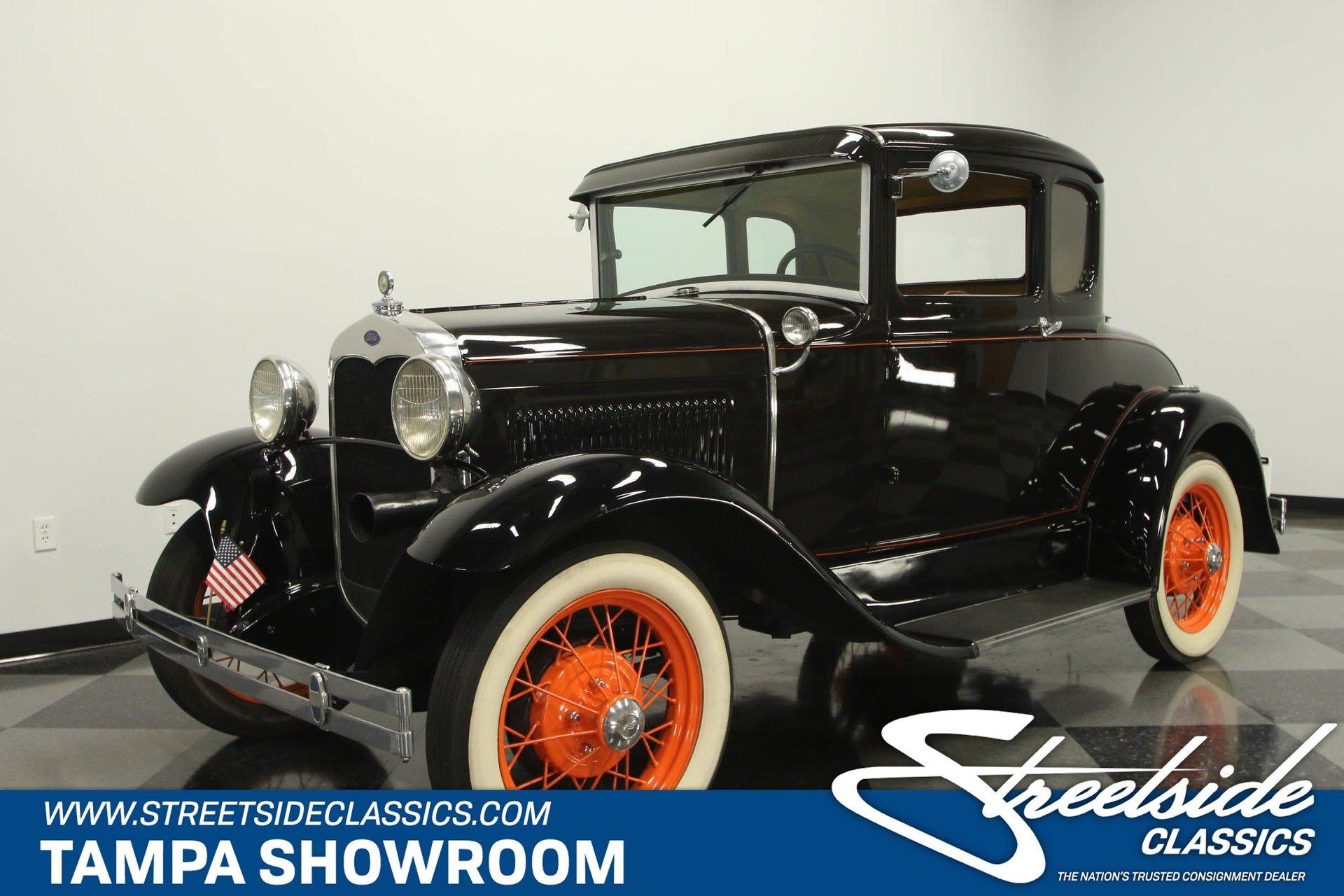 1930 Ford Model A Berlin Motors