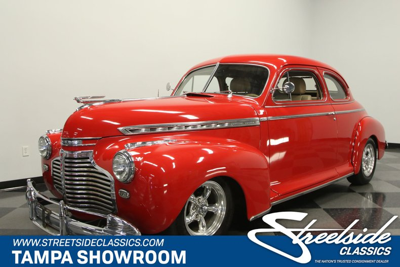 For Sale: 1941 Chevrolet Master Deluxe