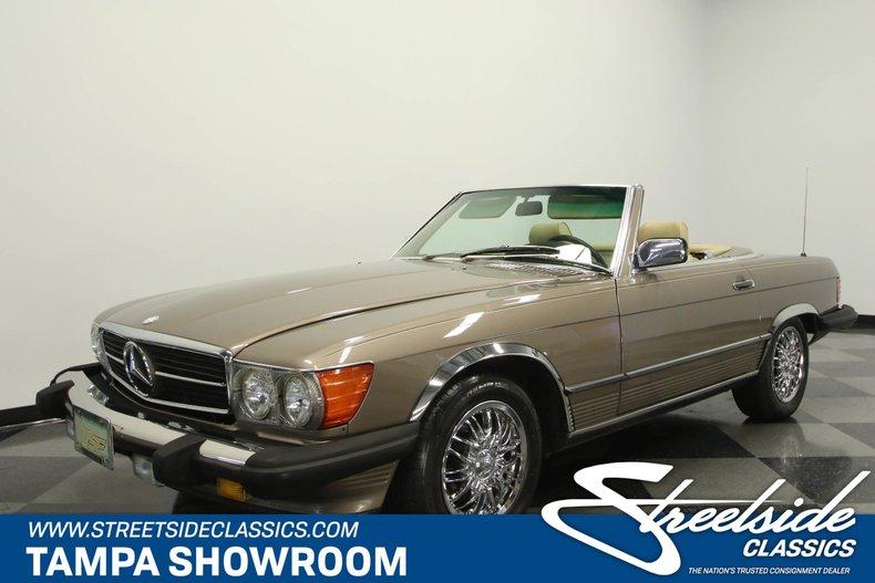 For Sale: 1987 Mercedes-Benz 560SL