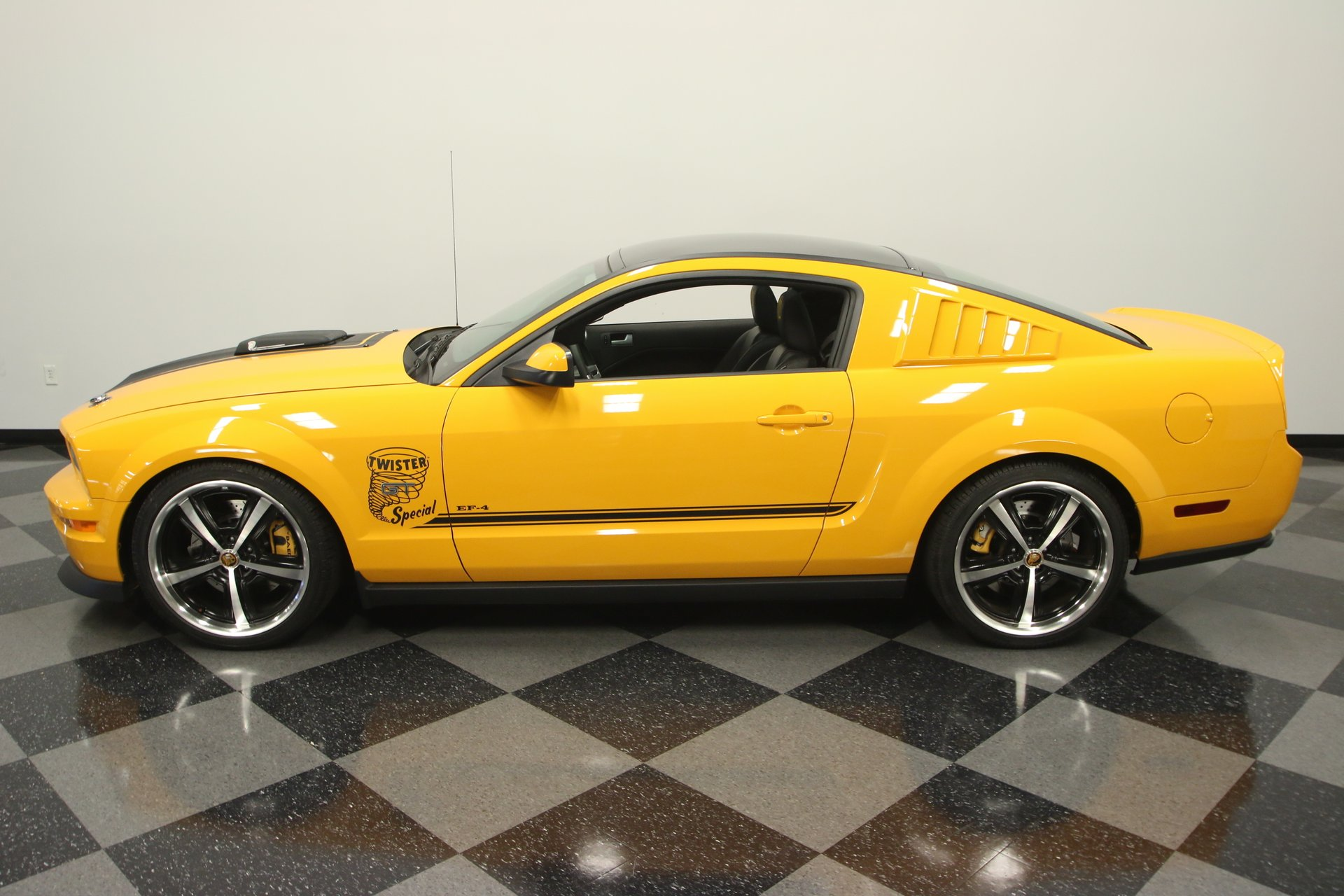 2008 ford mustang twister special ef4