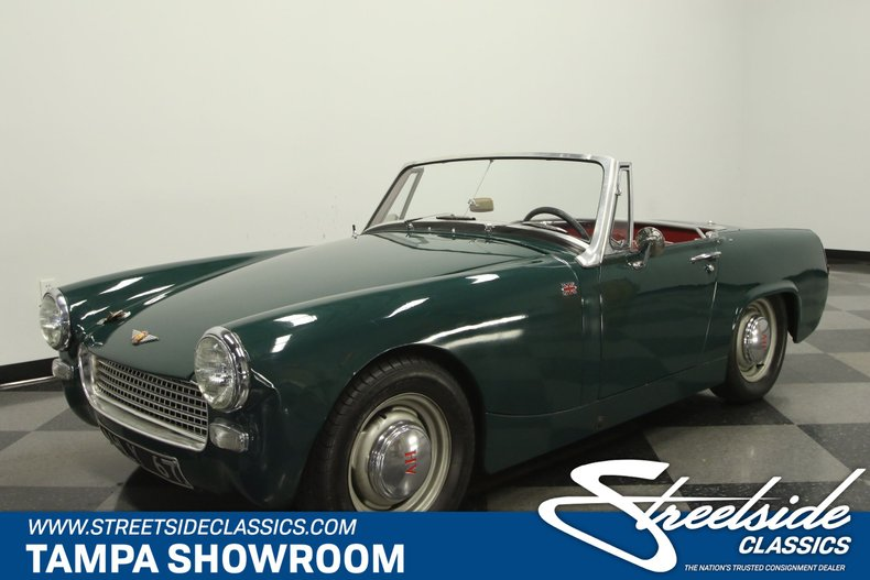For Sale: 1967 Austin Healey Sprite