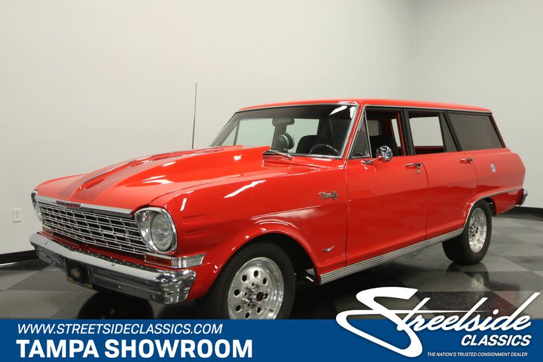 For Sale: 1964 Chevrolet Nova