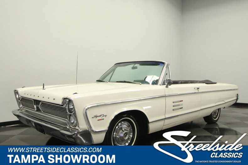 For Sale: 1966 Plymouth Sport Fury