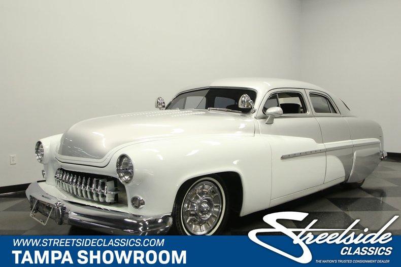 For Sale: 1951 Mercury Sedan