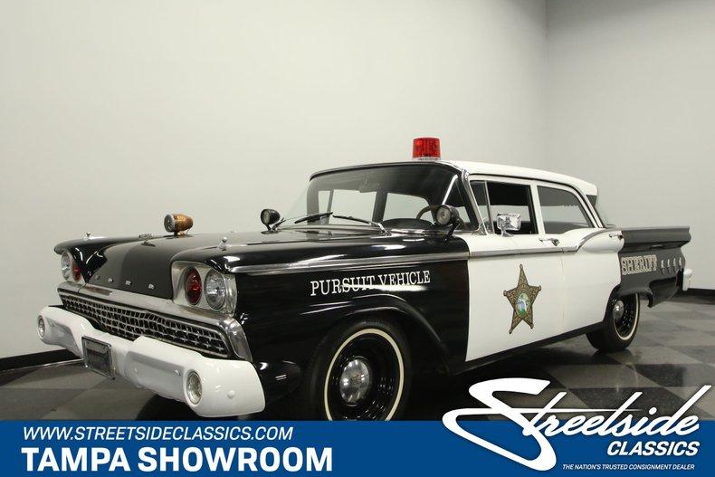 1959 Ford Custom 300 | Streetside Classics - The Nation's