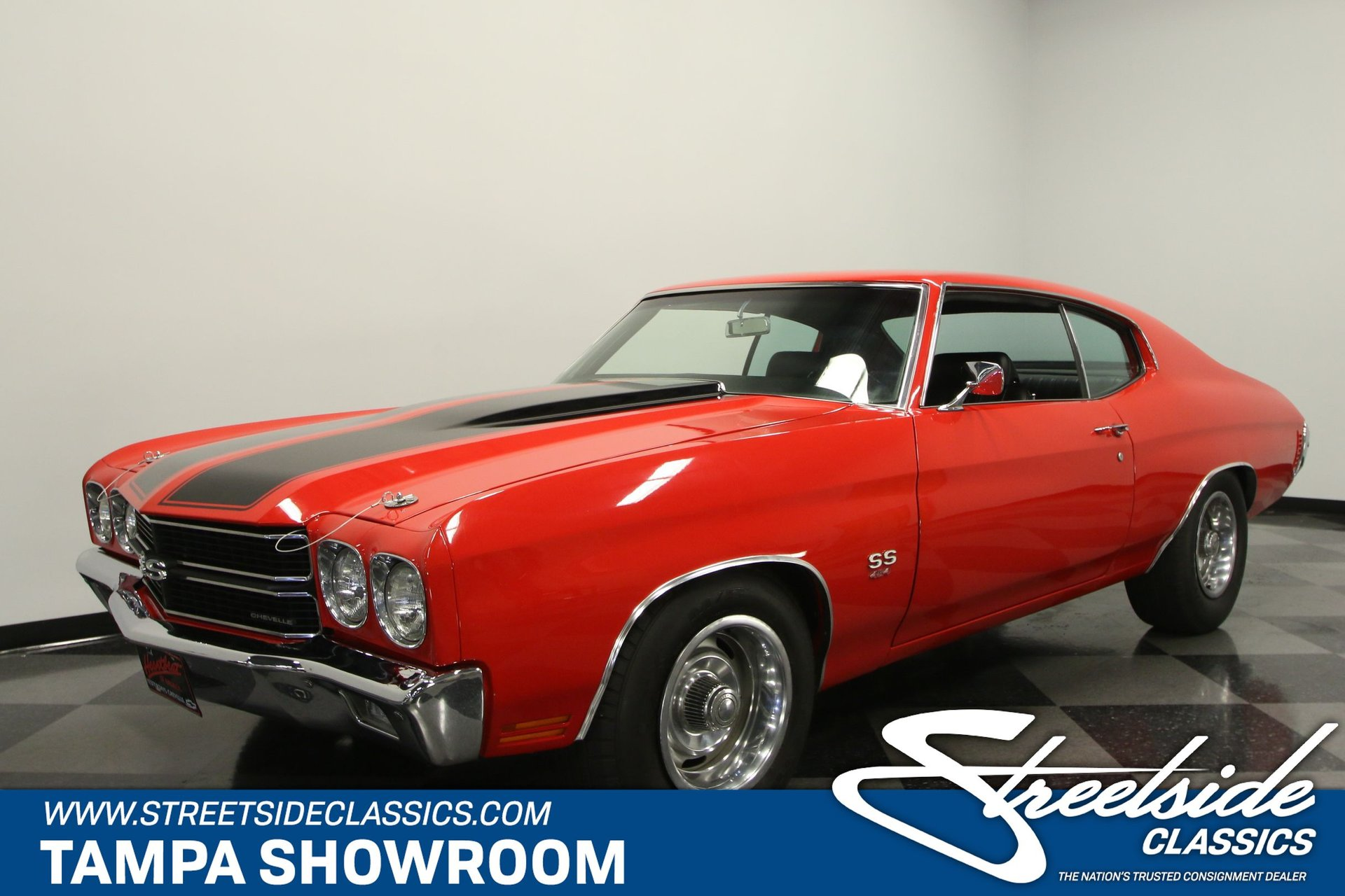 1970 chevrolet chevelle ss 454 tribute