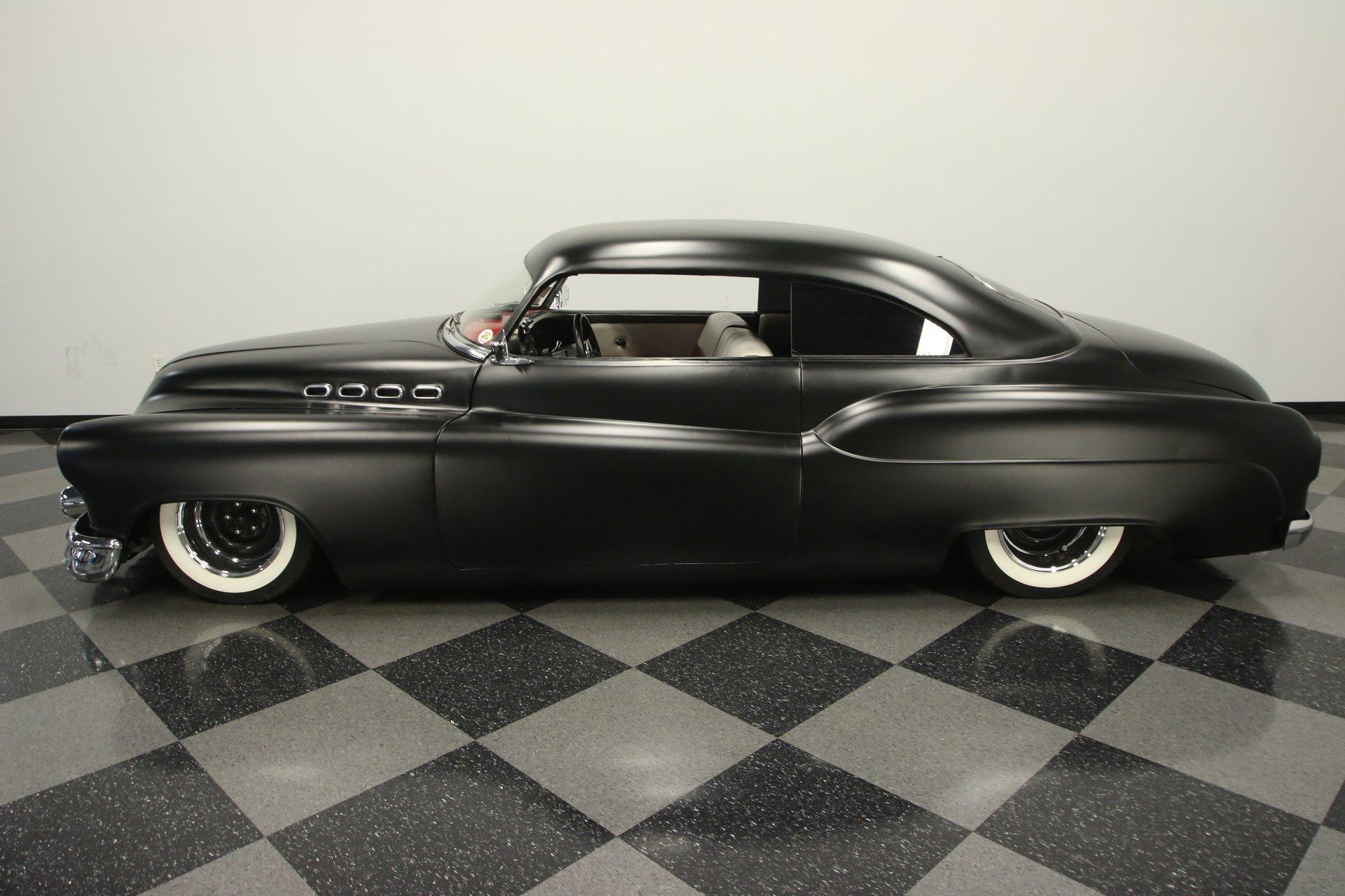 1950 buick special custom
