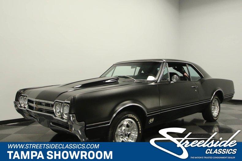 For Sale: 1966 Oldsmobile Cutlass
