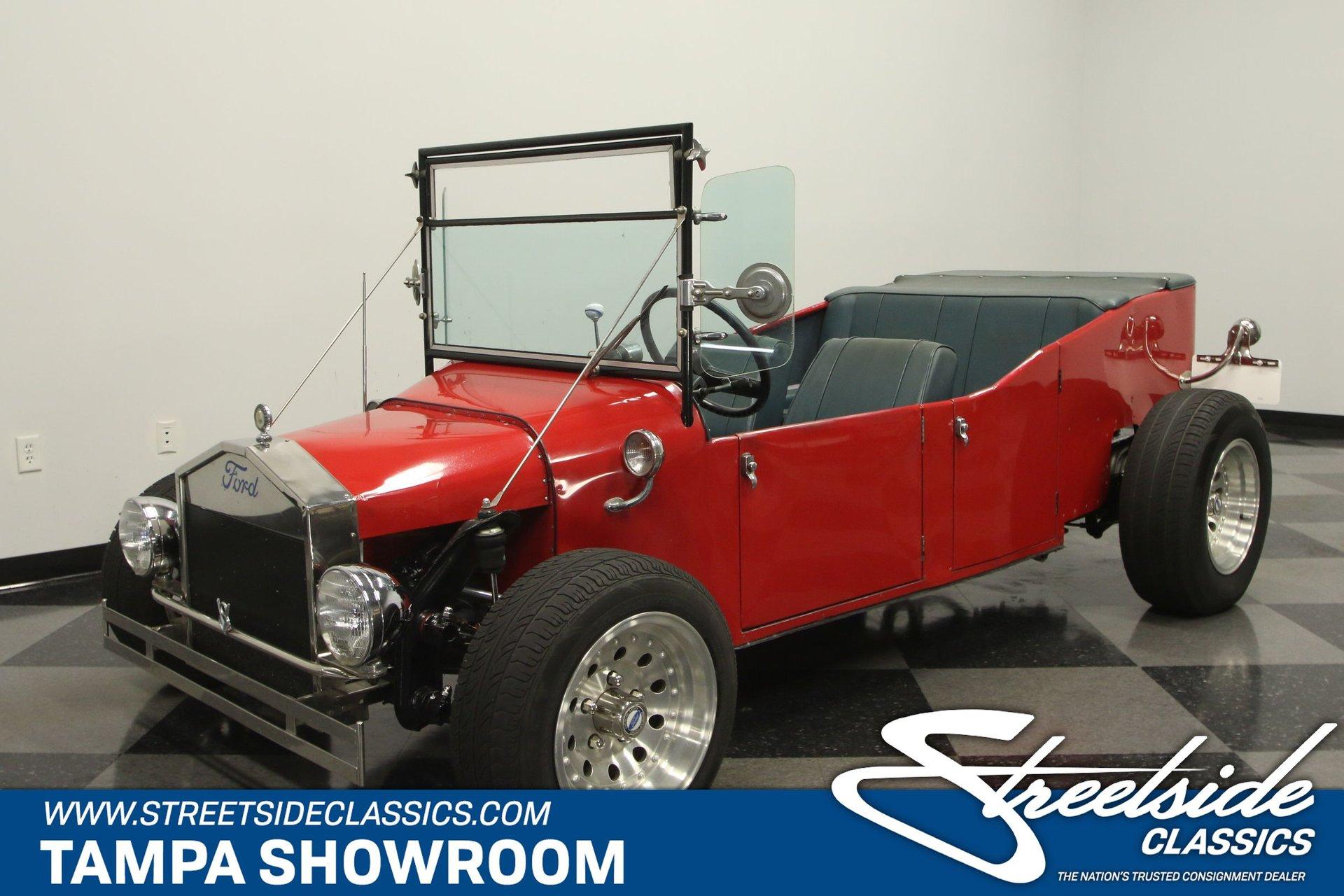 1927 ford roadster replica