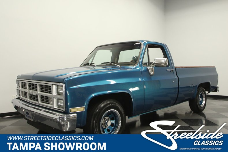 For Sale: 1984 GMC C1500