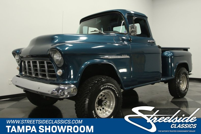 1955 Chevy Truck For Sale >> 1955 Chevrolet 3100 Streetside Classics The Nation S