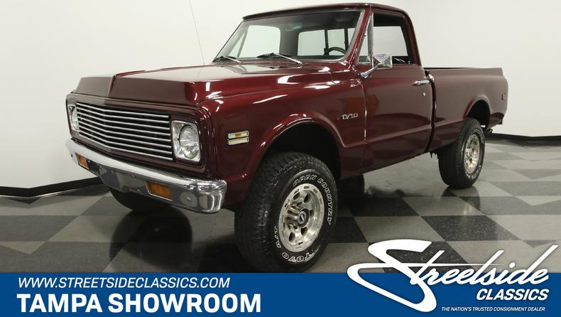 For Sale: 1971 Chevrolet K-10