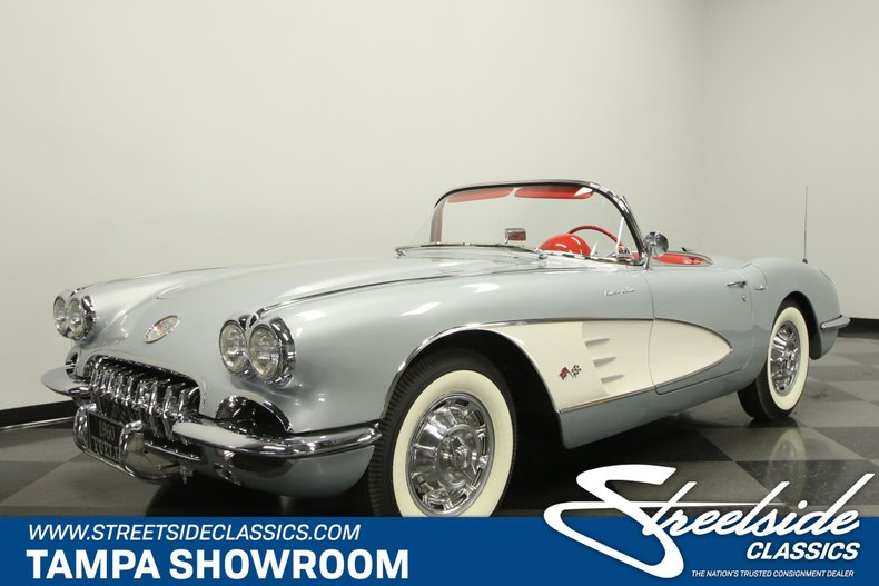For Sale: 1960 Chevrolet Corvette