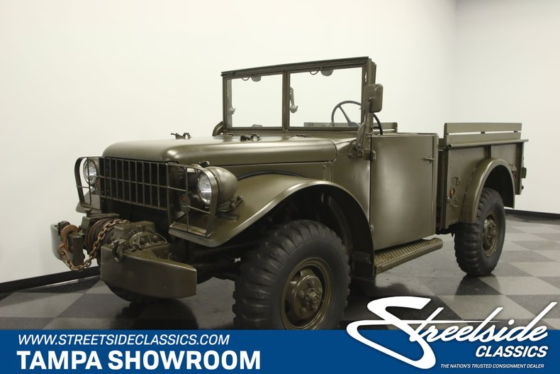 For Sale: 1953 Dodge M-37
