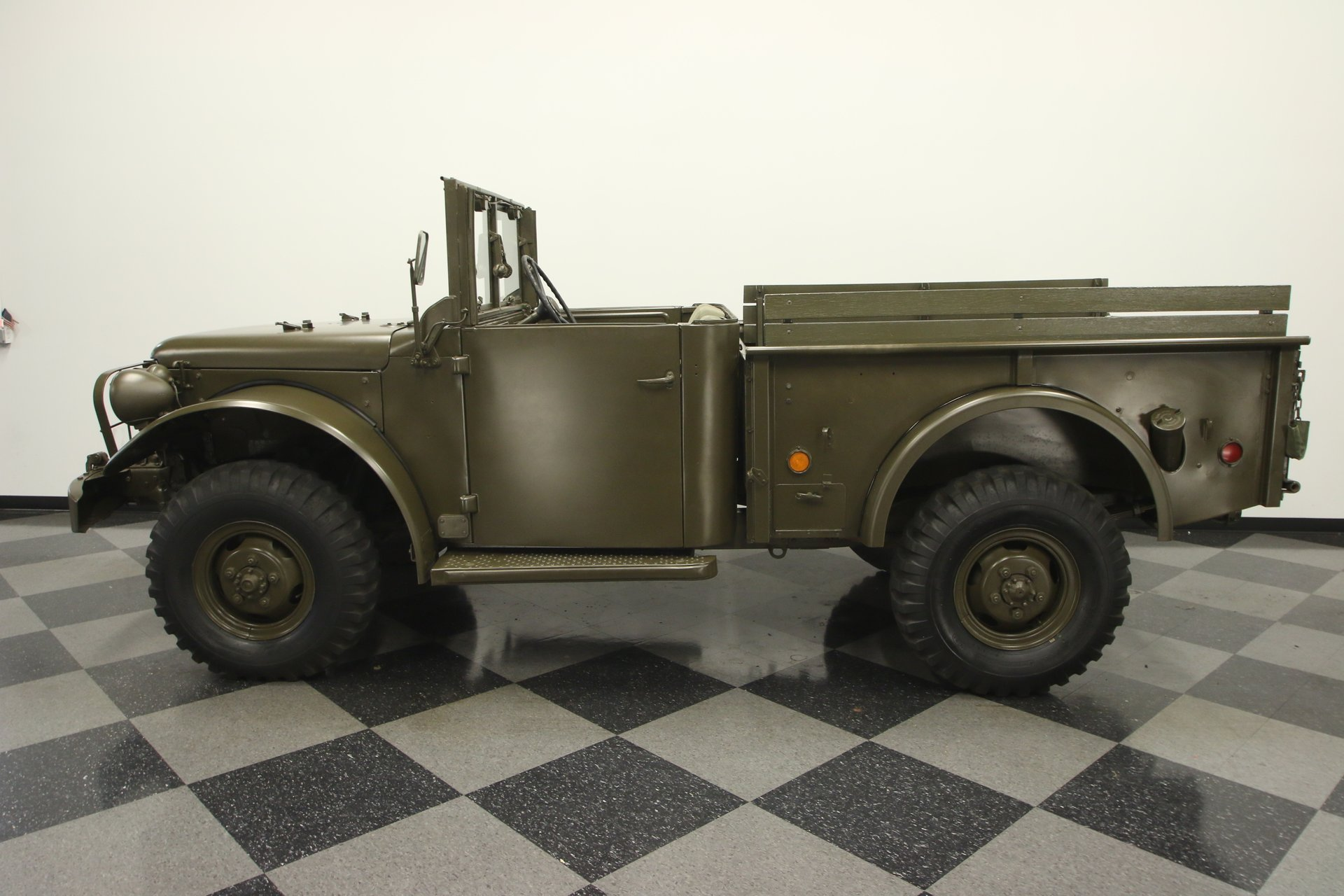 1953 dodge m 37 power wagon