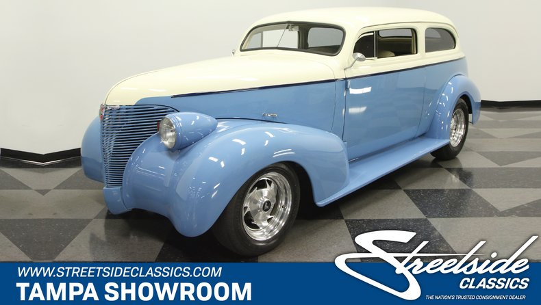 For Sale: 1939 Chevrolet