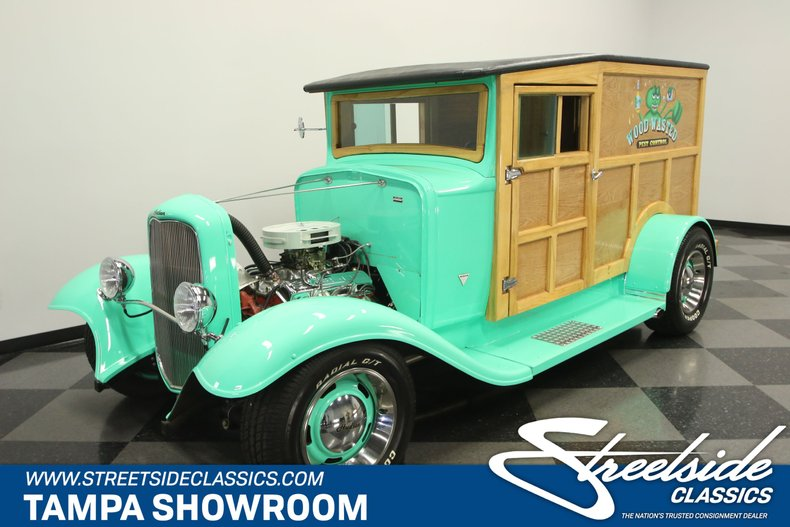 For Sale: 1928 Hudson Woody Wagon